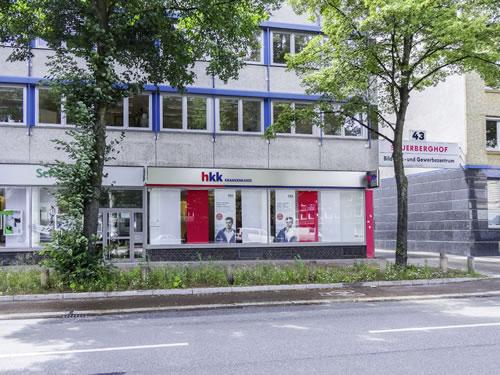 hkk in Hamburg