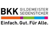 Logo BKK GILDEMEISTER SEIDENSTICKER