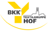 Logo der Krankenkasse BKK Textilgruppe Hof