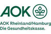 Logo AOK Rheinland/Hamburg