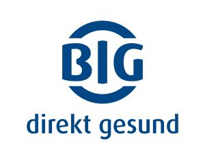 Logo BIG direkt gesund