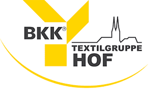 Logo BKK Textilgruppe Hof