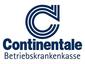 Logo Continentale Betriebskrankenkasse
