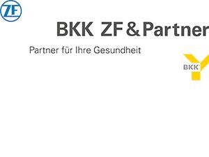 Logo BKK ZF & Partner