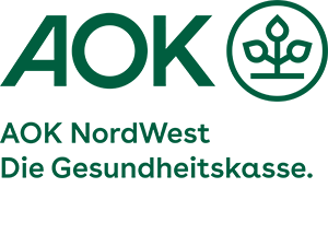 Logo AOK NordWest in Husum