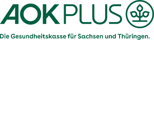 Logo AOK Plus in Leipzig Zentrum-West