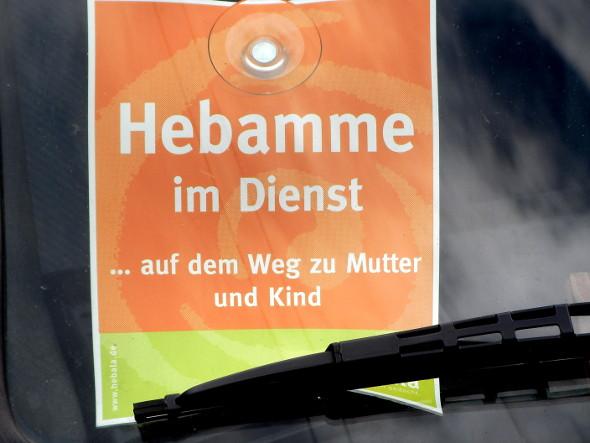 Hebammen-Rufbereitschaft